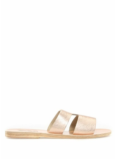 Ancient Greek Sandals Terlik Altın